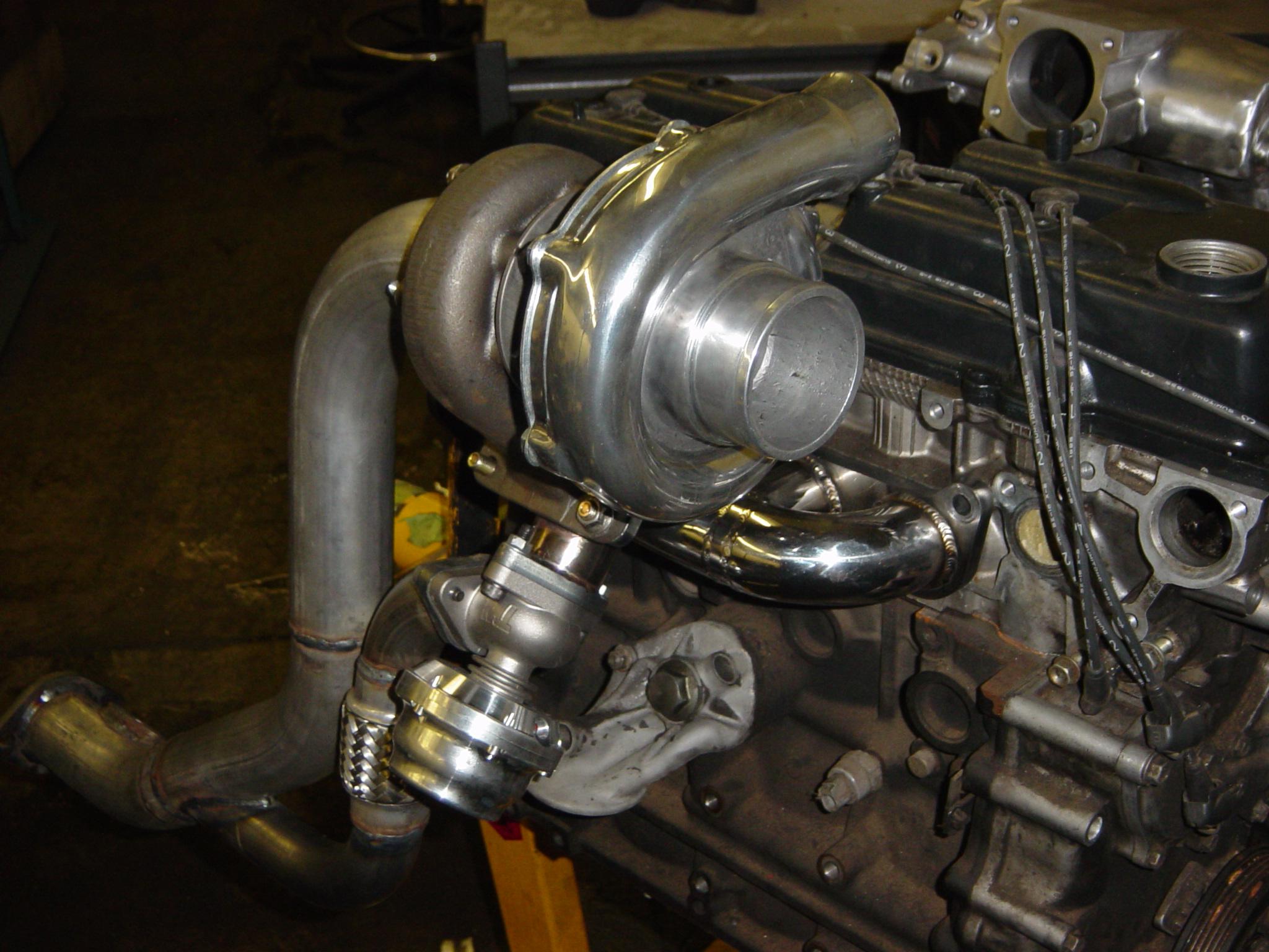 Tacoturboko on Toyota Tacoma 2 4 Turbo Kit